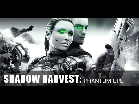 Shadow Harvest Phantom Ops Gameplay Walkthrough part 1-Intro