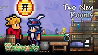 Terraria Let's Play - Two New Rooms [11]