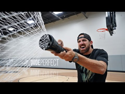 download The Net Gun | Overtime 4 | Dude Perfect