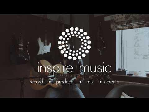 Inspire Music Recording Studio insight featuring Gavin Ball