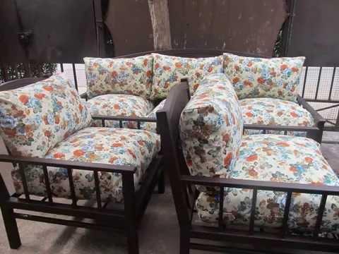 Muebles para terraza 227475417 danilo youtube - Sillones para terrazas ...