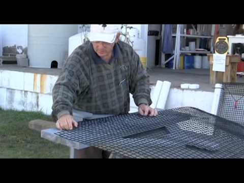 How to Build a Flip Float for Oyster Gardening