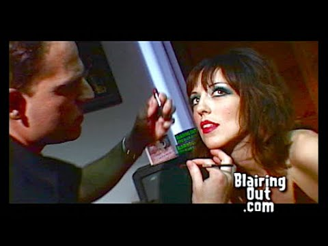 """Eletrocute"" Eric Blair Make Up Tutorial TV pilot 2005"