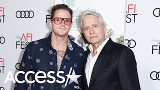 Michael Douglas Blamed Himself For Son Cameron's Drug Addiction: 'My Career Came Before My Family'