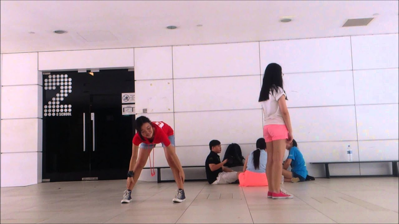 [Oceania Wave] Give It To Me ~ Sistar (Dance Practice)
