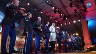 """Behind the Scenes at """"In Performance - A Salute to the Troops"""""""