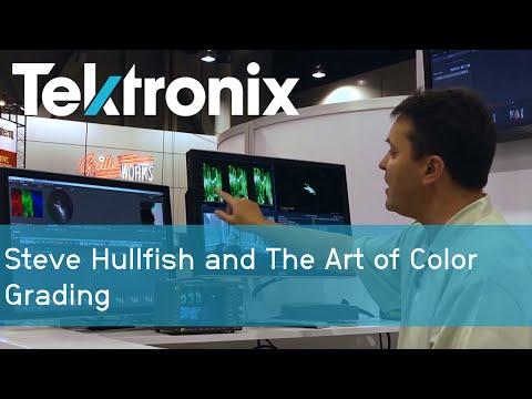 Steve Hullfish And The Art Of Color Grading | Tektronix