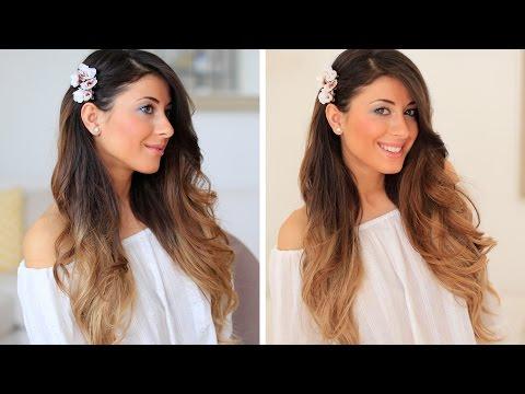 How To: Soft Waves Hair Tutorial | Luxy Hair