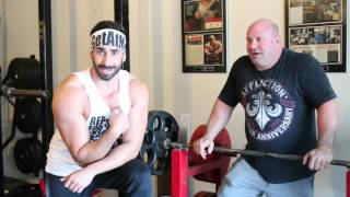 How To Bench Press With Scot Mendelson