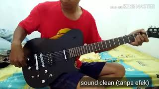 Check sound gitar manson mbc1 ke 2