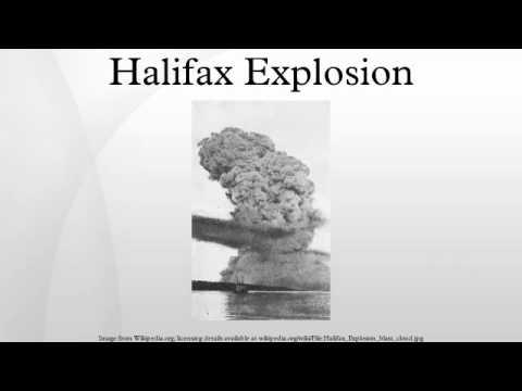 Halifax Explosion
