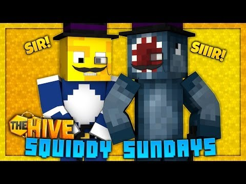 Minecraft PC - Squiddy Sunday's - 'Sir' Hunger Games
