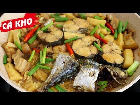 Cách làm CÁ NỤC KHO MĂNG, cách kho cá không tanh – Món Ăn Ngon