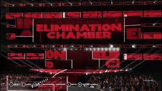 WWE 2K18: How To Make Elimination Chamber 2018 Arena