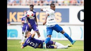 💬 Reactie Mamadou Sylla (KAA Gent - Anderlecht)