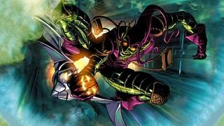 Marvel Future Fight- Green Goblin Review (?) - Shadowland Floor 9 Solo - Green Goblin Vs Destroyer