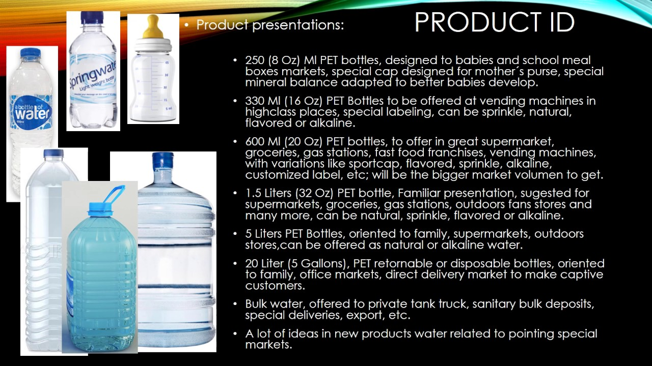 Business Opportunity In Bottled Water Beverages Market