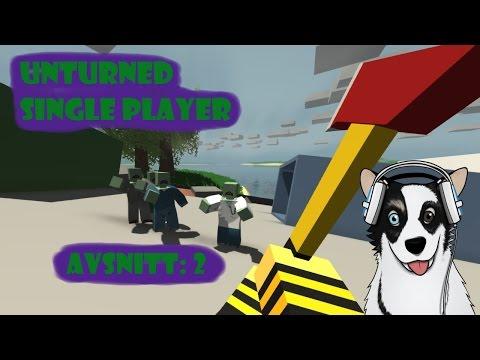 Unturned med AwesomeCorgi! #2 - Börja om från början