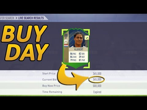 FIFA 18 - TIME TO BUY THESE CARDS! | TRADING TO GLORY #44 | FIFA 18 ULTIMATE TEAM