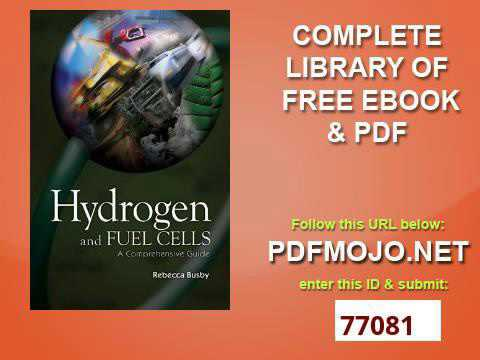 Hydrogen and Fuel Cells A Comprehensive Guide