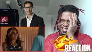"The Flash Season 2 Episode 5 ""The Darkness and the Light"" REACTION"