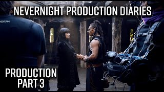 Nevernight Production Diaries   Production Part 3