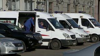 В Москве вдвое выросло число тяжелых случаев течения коронавируса.