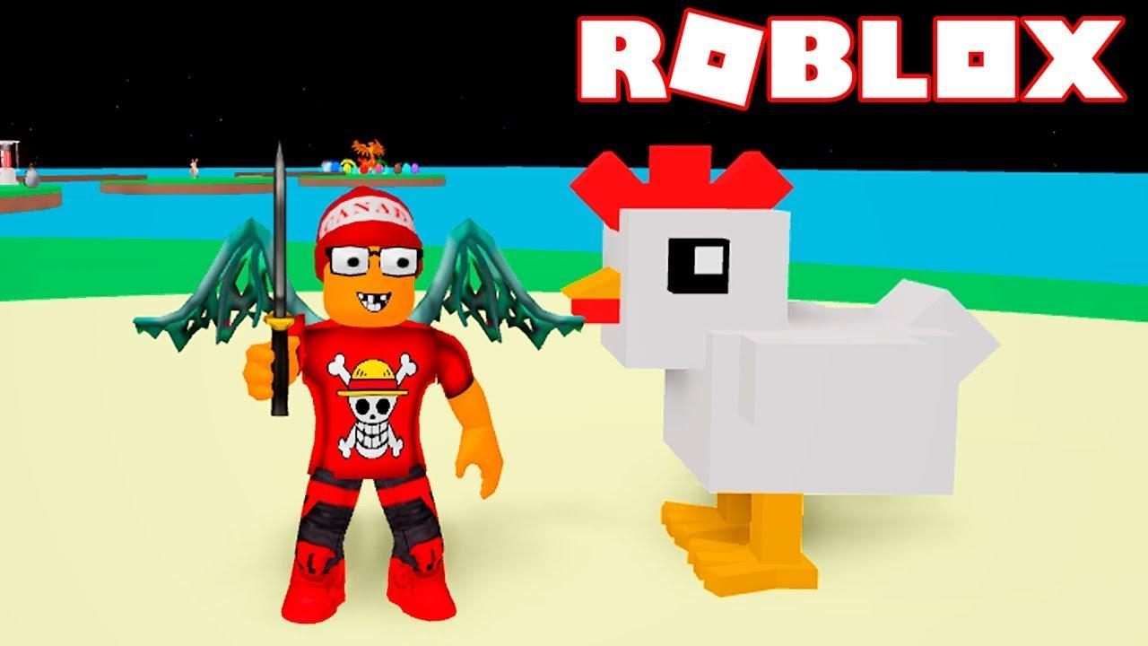 ᐈ Vida De Galinha Roblox Chicken Simulator Jogos Online Roblox Clicker Heroes De Galinhas Simulador Roblox Egg Farm Simulator Youtube