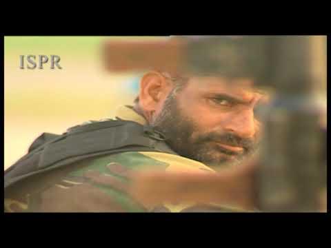 Saatheo Mujaahido | Shaukat Ali | (ISPR Official Video)