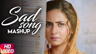 Sad Song Mashup | Punjabi Special Songs Collection | Speed Records