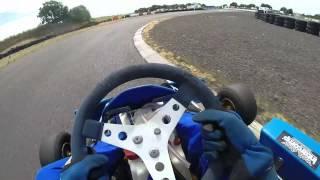 3 laps 100cc Rotax DSB