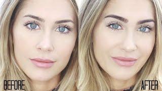 HOW TO: Augenbrauen färben | BELLA