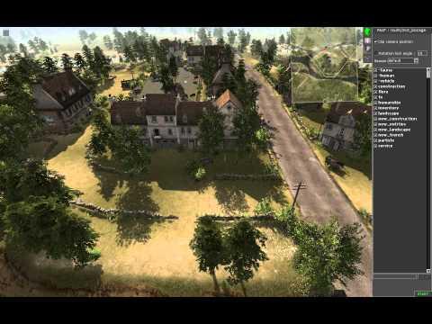 редактор карт в тылу врага 2 шурм (с модом мод на игру не влияет)