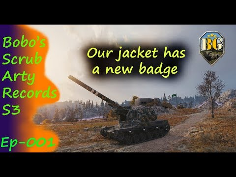 World of Tanks | BSAR | S3 | Ep001 - Our jacket has a new badge