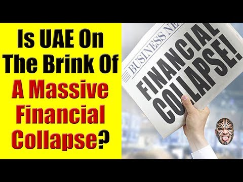 UAE Bank Collapse? 90,000 Children Leaving UAE? Controversial Dubai Beach Club Video?