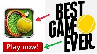 TENNIS GAME | HD GRAPHICS | DOWNLOAD AND PLAY