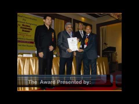 IMC BUSINESS - ASIA PACIFIC INTERNATION AWARD CEREMONY AT THAILAND