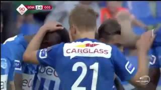 Samatta aipa ushindi timu yake ya Genk   Oostende  2   1  BELGIUM׃ Jupiler League   31 07 2016