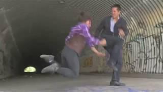 Thekla Hutyrova Stunt Demo Reel