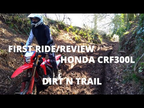 Download FIRST RIDE/REVIEW HONDA CRF 300L ON AND OFF ROAD  HD 720p