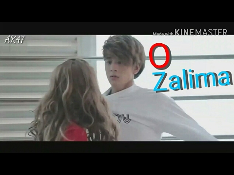 O Zalima | Raees | SRK | Korean Mix | Kids Version