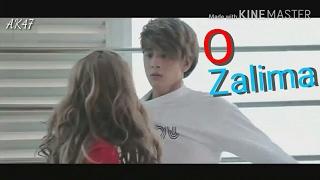 O Zalima  Raees  Srk  Korean Mix  Kids Version