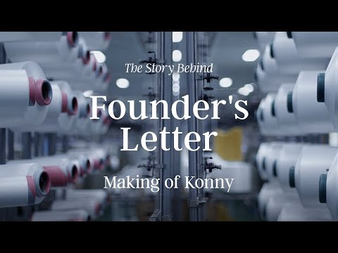 Founder's Letter, The Story of Developing Konny Baby Carrier