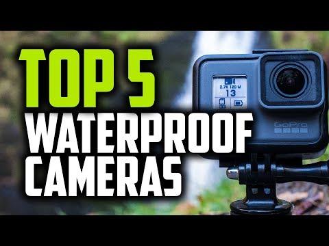 Best Waterproof Cameras in 2018 - Which Is The Best Waterproof Camera?