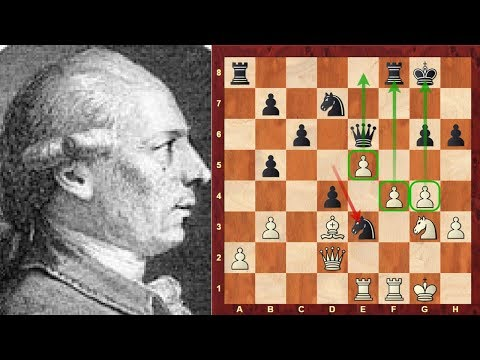 Chess Strategy: Evolution of Chess Style #1 - Philidor - Pawns are the soul of chess!