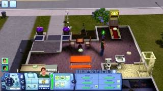 The Sims 3 Gameplay Ep.26- Making a Little Magic