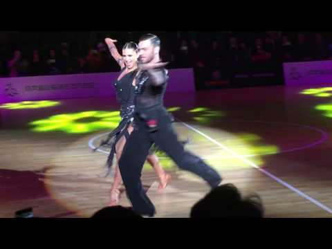 Stefano di Filippo and Dasha - Samba Showtime Beijing 2017