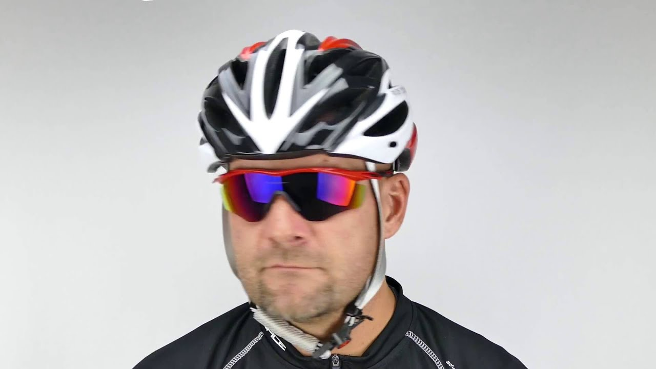 Oakley M2 Frame Xl Redline Positive Red Iridium Youtube