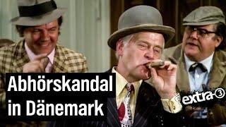 NSA-Skandal – Dänemark half der USA beim Abhorchen