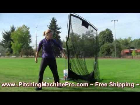 Jugs Practice Baseball Softball Travel Screen